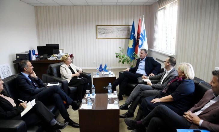 Veseli, shefes së BE-së: PDK do të jetë opozitë efikase dhe konstruktive