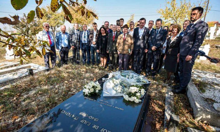 20 vjet nga vdekja e Rektorit Ejup Statovci – Albin Kurti e kujton atë