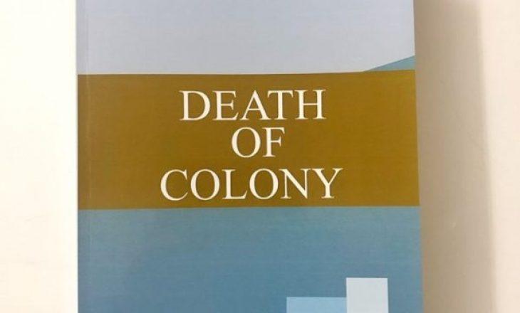 """Libri i Ibrahim Berishës """"Death of Colony"""" botohet në SHBA"""