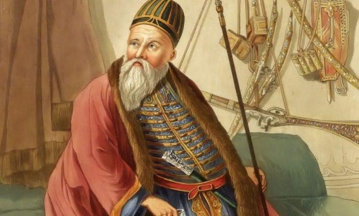 Enigma e origjinës së Ali Pashë Tepelenës