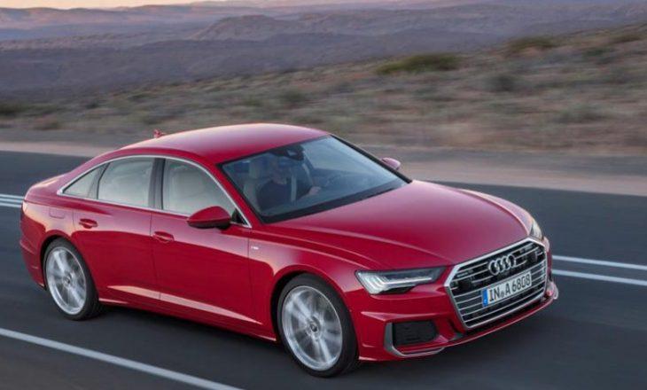 Audi merr dy çmime të rëndësishme për siguri të lartë