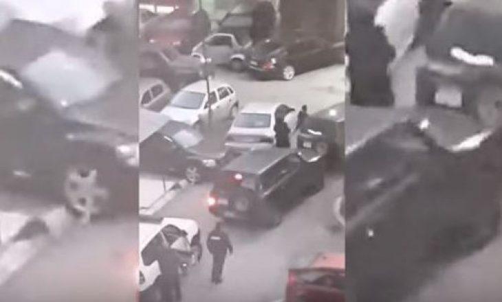 25 mjete të blinduara e 100 pjesëtar të Njësisë Speciale: Publikohen pamjet të reja të aksionit të policisë në veri
