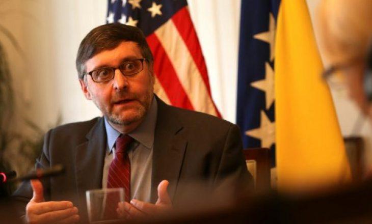 Palmer: S'ka garë në dialogun Kosovë-Serbi, SHBA e BE po punojnë krah për krah