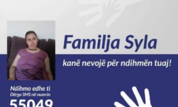 Arvanita Syla vuan nga epilepsia, ka nevojë për ndihmën tuaj