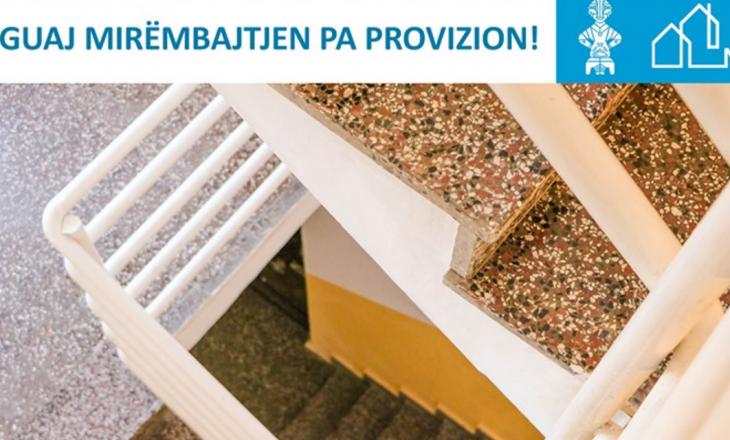 Mirëmbajtja është procesi që siguron ndërtesat dhe asetet e tjera të saj, të mbajnë një pamje të mirë dhe të funksionojnë në mënyrë efikase.