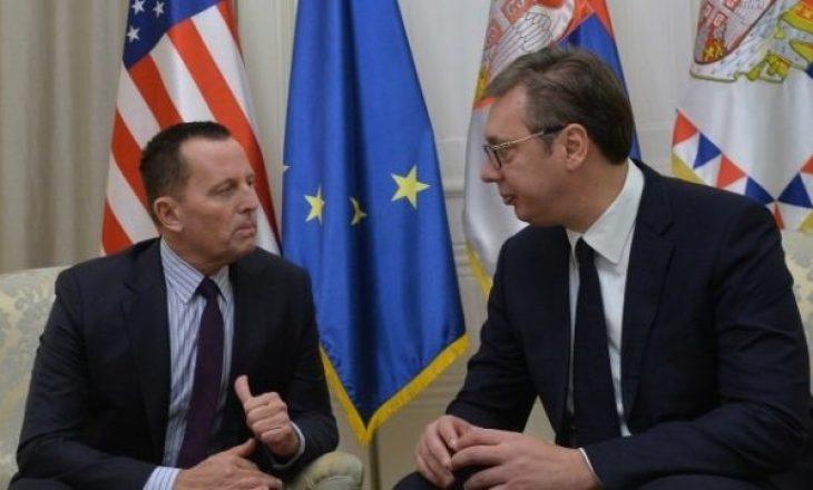 Takimi i Grenell me liderët serbë fillon nga ora 14:00