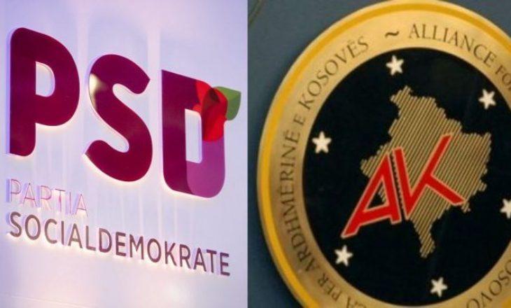 AAK-PSD u bënë bashkë për të fituar, por ia vodhën votat njëra-tjetrës