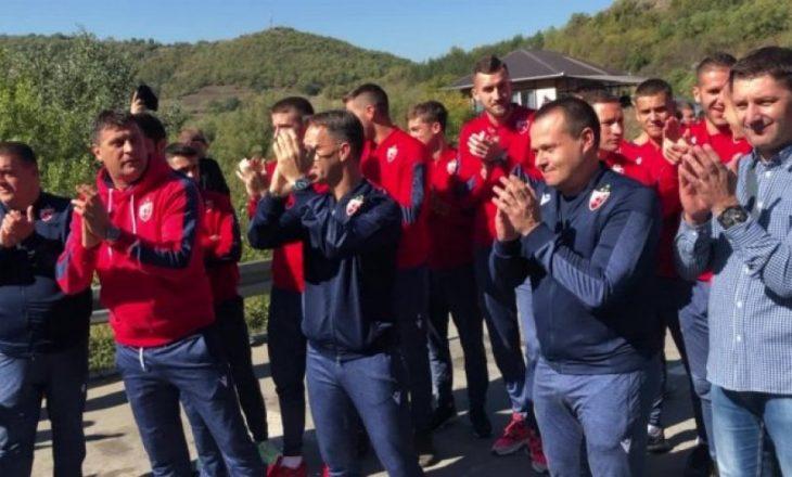 Federata e Futbollit të Serbisë me njoftim zyrtar për ndeshjen Trepça – Crvena Zvezda