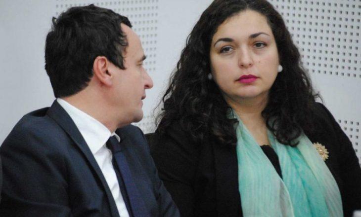 Kush është kandidatja e koalicionit AAK-PSD e cila po shpreson të bëhet qeveria VV-LDK?