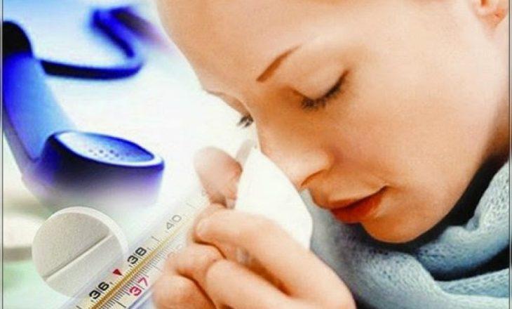 Nëse jeni me grip, këto këshilla duhet t'i lexoni