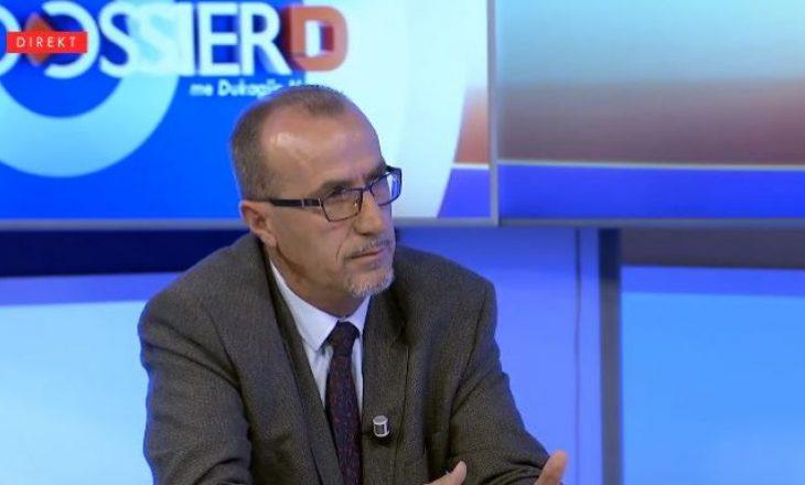 Haxhiu: Albin Kurti u detyrua të shkojë në stadium për ta parë Kosovën