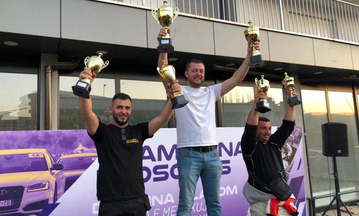 Leutrim Bytyqi triumfoi në Gjilan