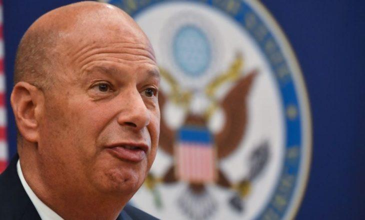 DASH urdhëron ambasadorin Sondland të mos dëshmojë në Kongres