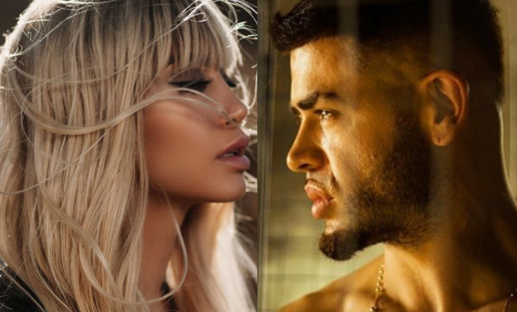 Dafina Zeqiri lë anash 'inatet' me Noizyn- sjellin këngën 'Ring Ring'
