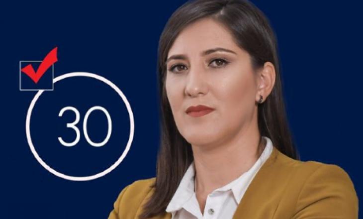 Kush është kandidatja e LDK-së me numrin më të madh të votave në Lipjan, pas Vjosa Osmanit