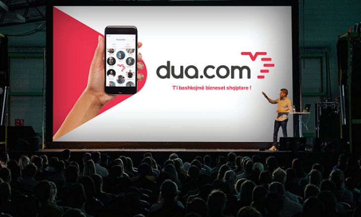 Dua.com – aplikacioni që synon të bashkojë shqiptarët