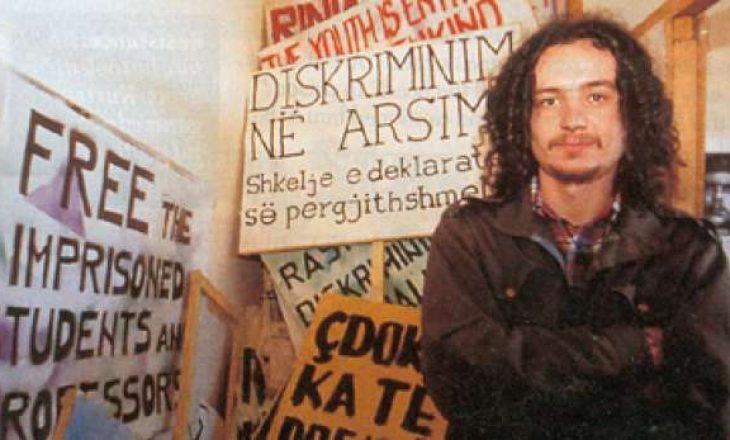 Historia e Kurtit, si u bë pjesë e Unionit Studentor gjatë viteve 97-ta dhe u shfaq si kryesori