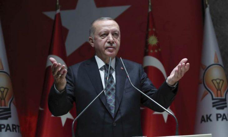 Erdogani kërcënon: Do t'i hap dyert e Evropës për miliona refugjatë
