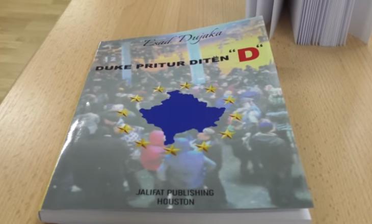 """""""Duke pritur ditën D"""", promovohet libri i Esad Dujakës"""