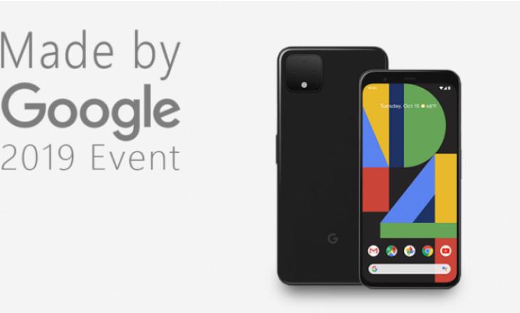 Pixel 4, Pixel 4XL, Pixelbook Go dhe Pixel Buds lansohen zyrtarisht