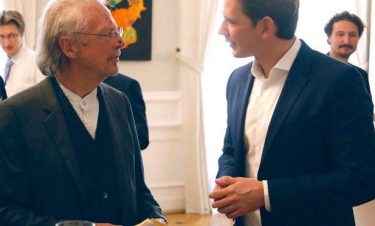 Reagimet e mediave, zyrtarëve austriakë pasi shkrimtarit pro-Millosheviq iu dha Nobeli