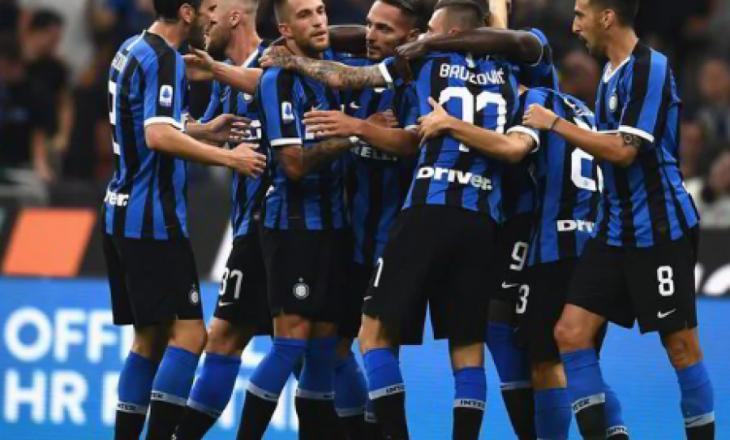 Interi në gjysmëfinale të Kupës së Italisë