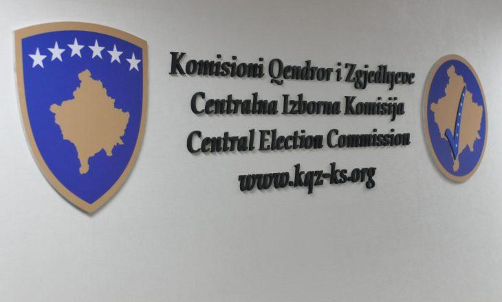 KQZ do t'i rinumërojë votat në 12 vendvotime
