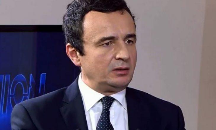 Albin Kurti: Bashkimin kombëtar kanë mundur ta bëjnë Ibrahim Rugova, Ramiz Alia dhe Sali Berisha