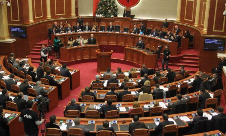 Votohen dy ministra të rinj në Qeverinë Rama