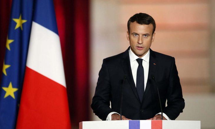 Macron: NATO është në gjendje të trurit të vdekur