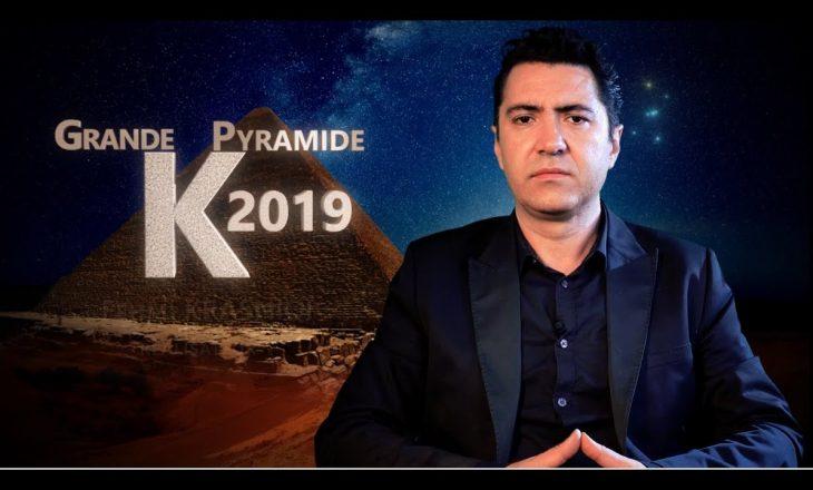 Një shqiptar në Paris zbulon misterin e ndërtimit të piramidave dhe ndryshon historinë antike të njerëzimit