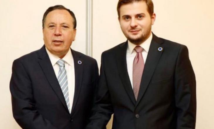 Cakaj në Tunizi, kërkon njohjen e Republikës së Kosovës