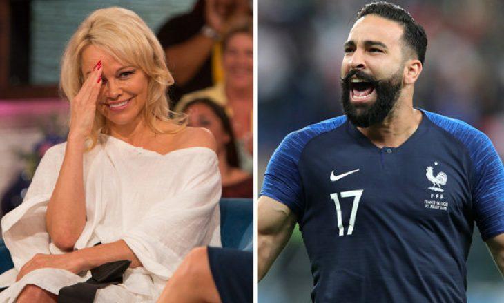 """Pamela Anderson i takon së kaluarës, Adil Rami """"shënon"""" sërish (FOTO)"""