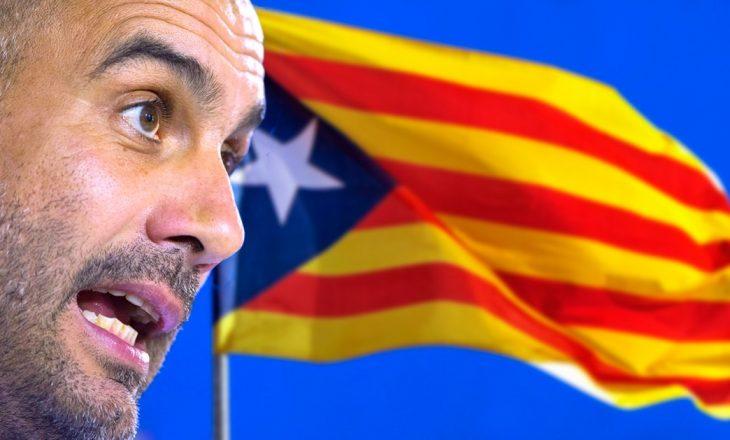 Situata në Kataloni, shpërthen Guardiola