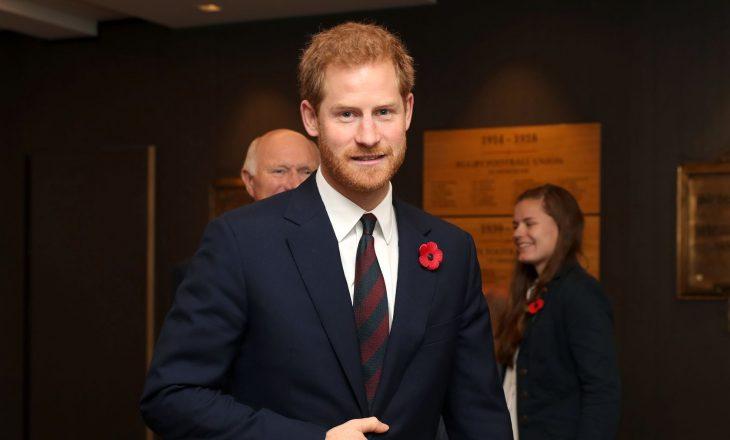 Si asnjëherë, Princ Harry hapi dyert e shtëpisë së tij për një kauzë të rëndësishme