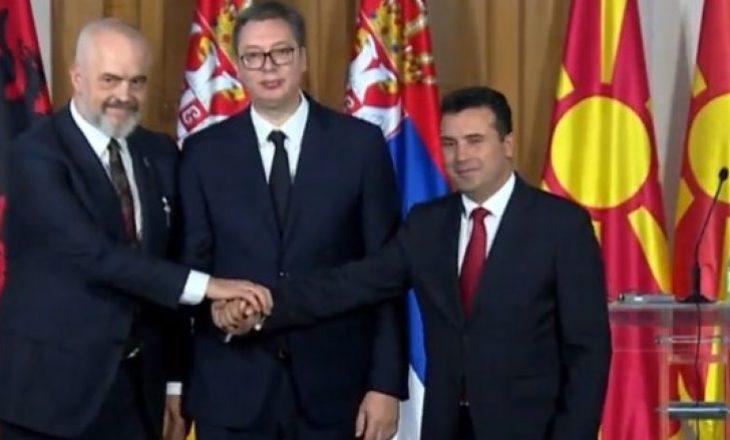 Vuçiq: Nuk do ta presim BE-në, s'jemi prioritet i tyre