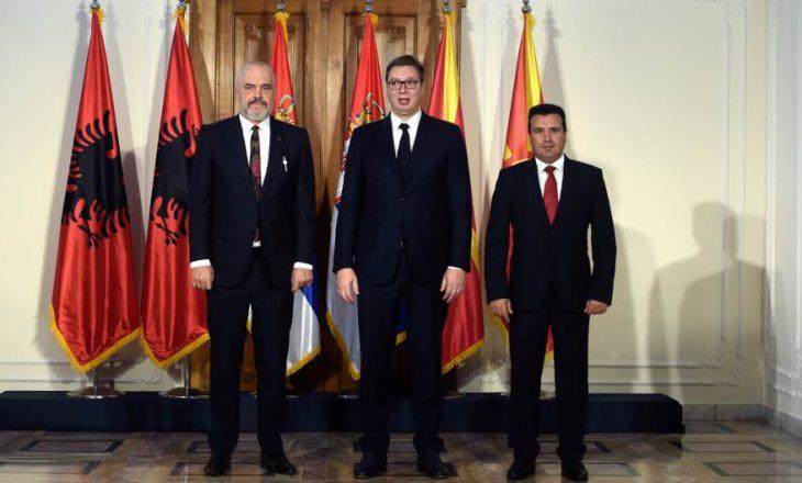 Takimi i Ramës, Zaevit dhe Vuçiqit në Novi Sad