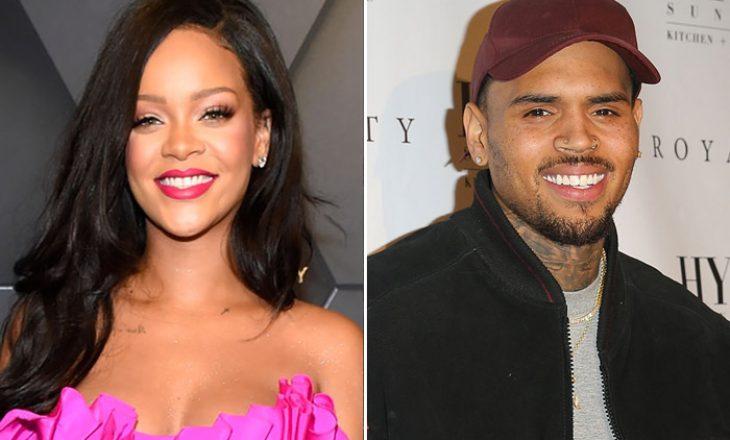 Po i kthen flirtimet?! Rihanna bën veprimin e papritur ndaj Chris Brown