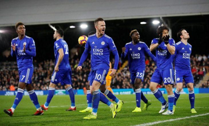 United gati 130 milionë euro për dyshen e Leicesterit