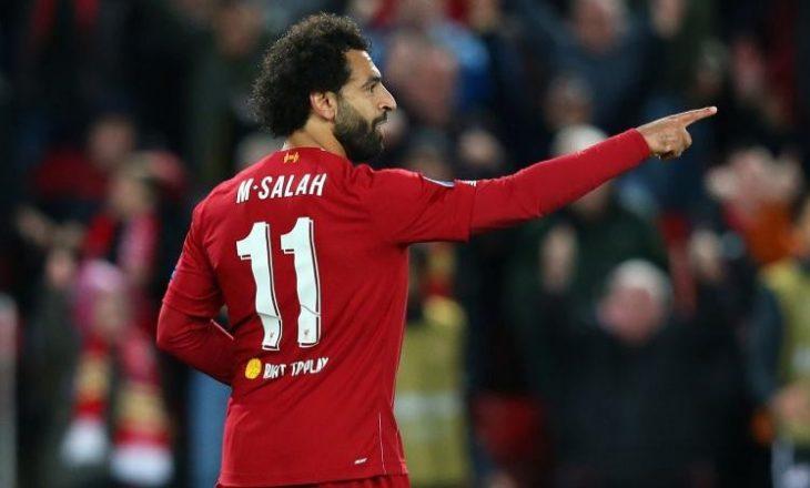 Klopp sqaron mungesën e Salah ndaj Manchestes United