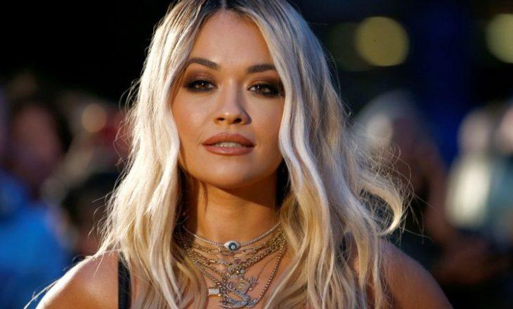 Rita Ora bëhet pjesë e këtij programi të njohur