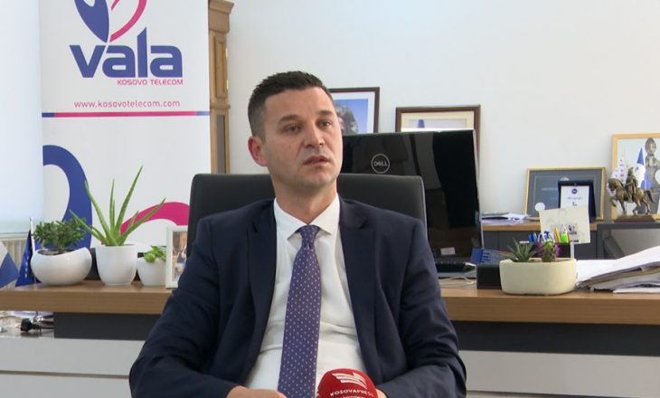 Kryeshefi i Telekomit sot pritet të shkarkojë edhe 10 menaxherë