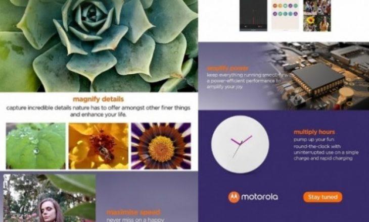 Motorola One Macro lansohet më 9 tetor