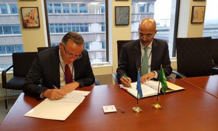 Kosova nënshkruan marrëveshjen për eliminimin e tatimit të dyfishtë me Arabinë Saudite