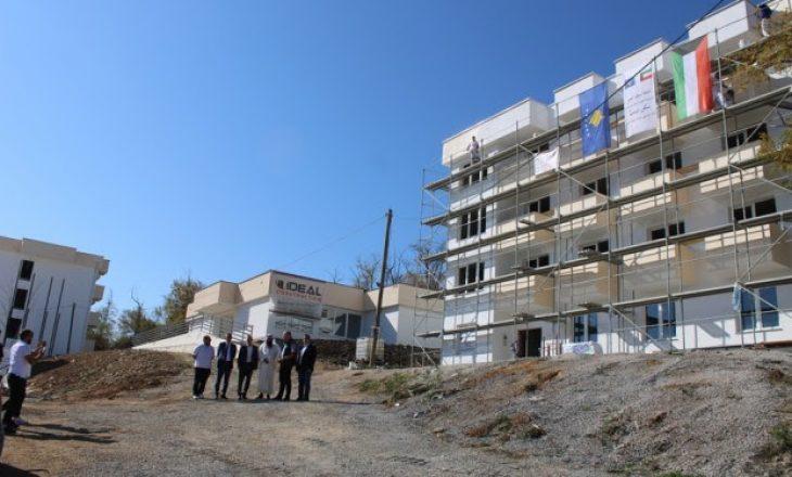 Fshati Social në Gjilan është në prag të përfundimit – Kjo është kostoja e tij