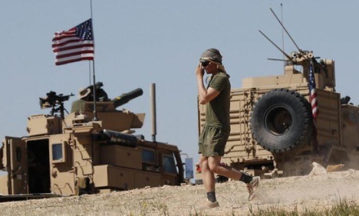 Siria: Forcat amerikane u tërhoqën dhe shkatërruan bazën e tyre