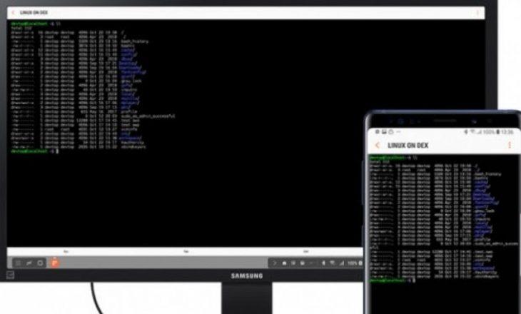 Samsung nuk do ta mbështesë më Linux-in në DeX