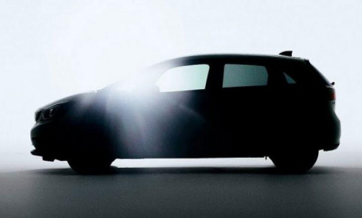 Fotografia e parë e Honda Jazz-it të ri – në të ardhmen vetëm në versionin hibrid