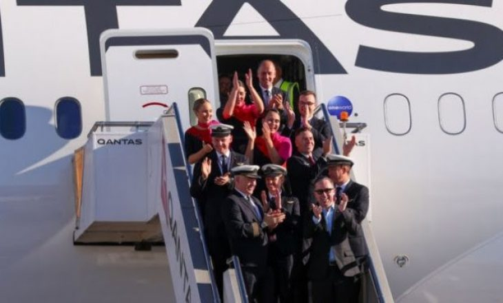 Realizohet fluturimi më i gjatë në histori nga Nju Jorku në Sidnei