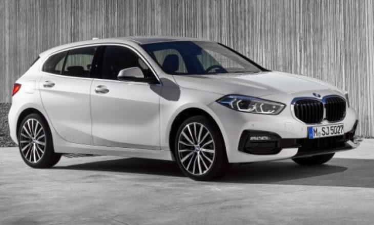 Seria elektrike BMW 1 arrin më 2021